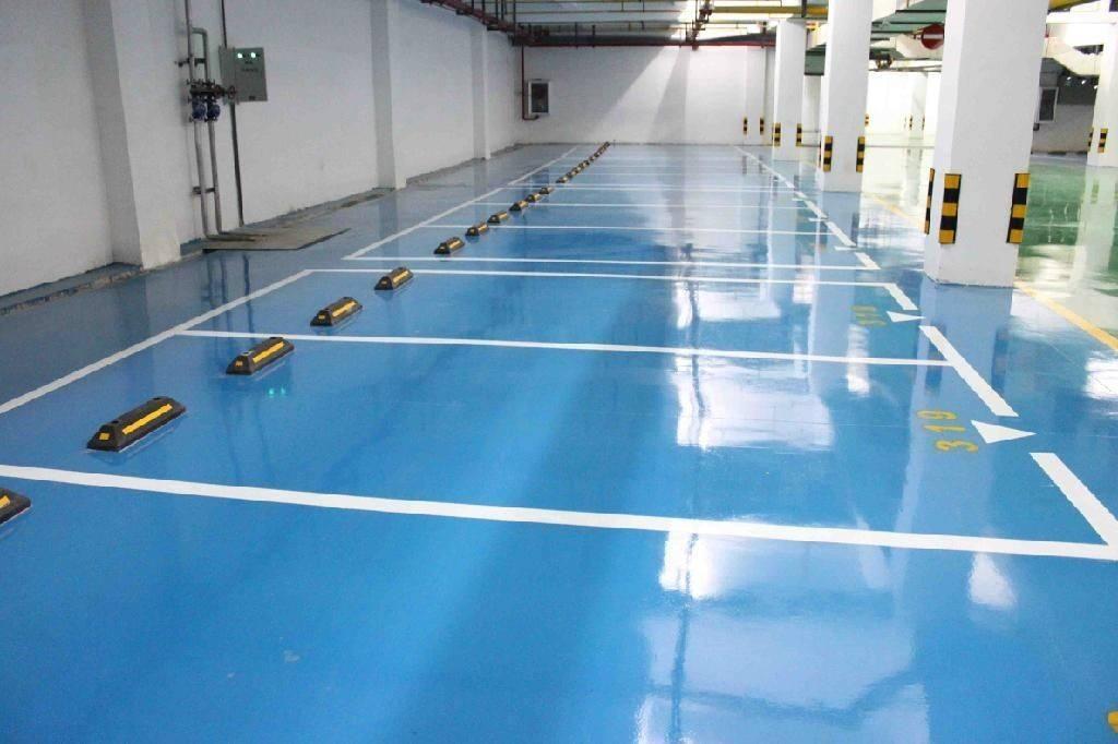 水性环氧地坪的基础处理及施工方案