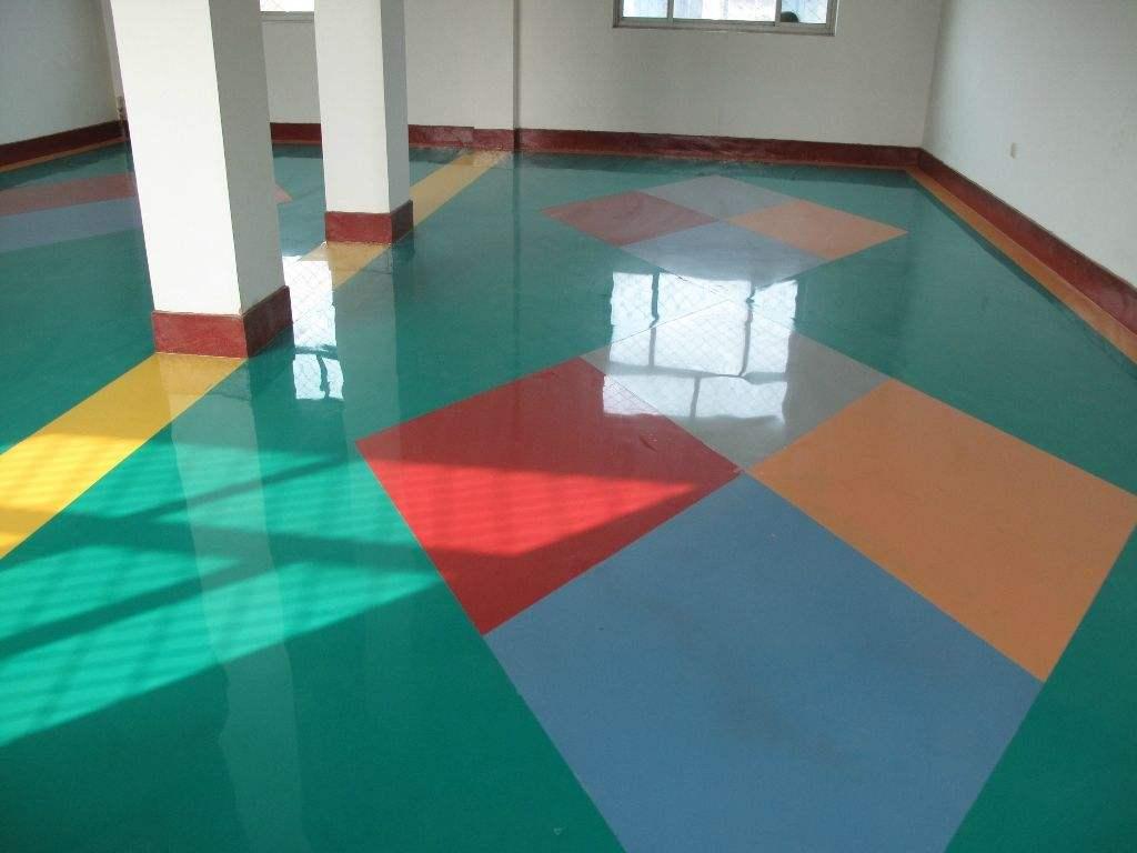 环氧树脂地坪的工程质量怎么检测?